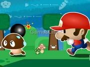 Mario friv Bomb man