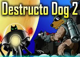 Destructo y8 dog 2