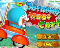 Doraemon rage y8 cart