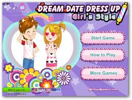 Dream date y8 dress up