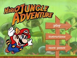 Mario kizi jungle adventure