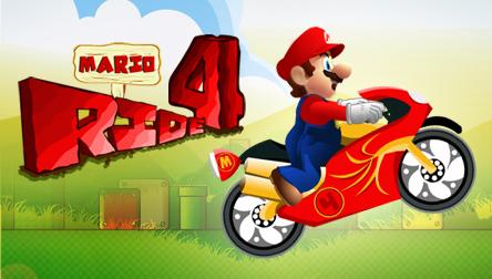 Mario kizi ride 4