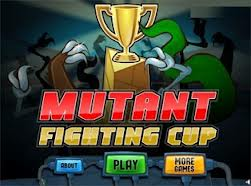 Mutant kizi fighting cup