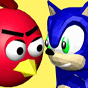 Angry birds sonic